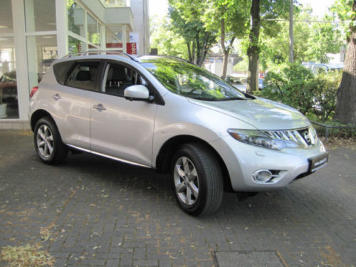 verkauft nissan murano 3 5 v6 automati gebraucht 2009 km in k ln. Black Bedroom Furniture Sets. Home Design Ideas
