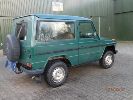 verkauft mercedes g290 gel ndewagen gebraucht 1996 km in wiesmoor. Black Bedroom Furniture Sets. Home Design Ideas