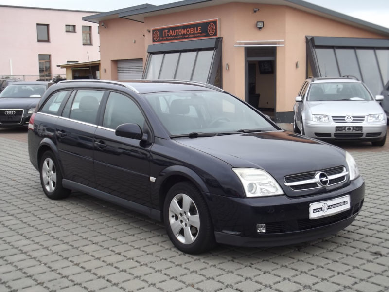 verkauft opel vectra c caravan elegance gebraucht 2004 km in butzbach. Black Bedroom Furniture Sets. Home Design Ideas