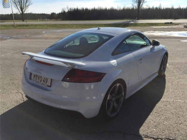 verkauft audi tt rs coupe gebraucht 2009 km in haar. Black Bedroom Furniture Sets. Home Design Ideas