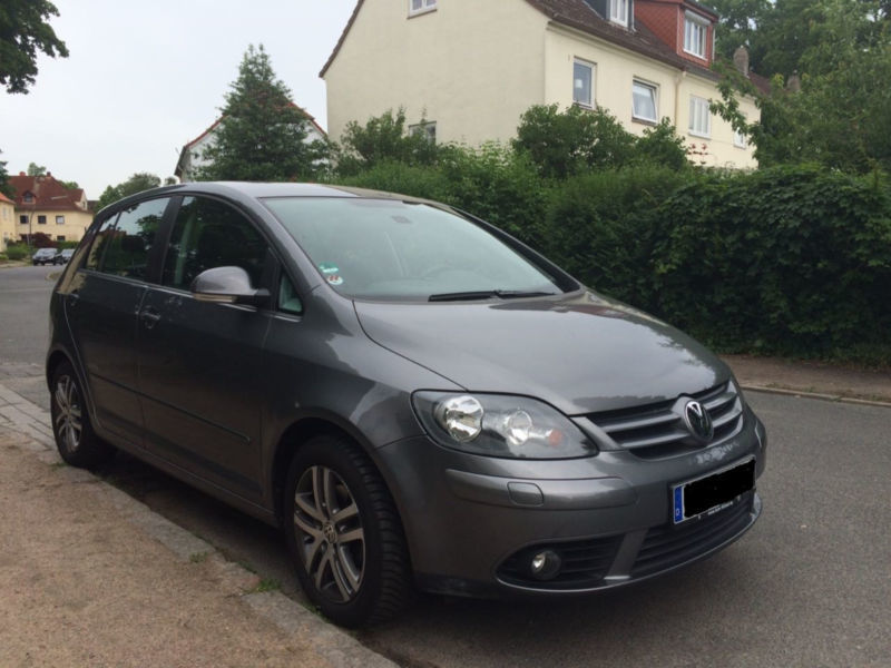 verkauft vw golf plus 1 4 tsi dsg tren gebraucht 2009 km in hamburg. Black Bedroom Furniture Sets. Home Design Ideas