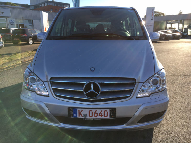 verkauft mercedes viano 2 0 cdi fun gebraucht 2012 km in berlin pankow. Black Bedroom Furniture Sets. Home Design Ideas