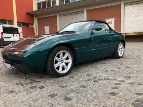 verkauft bmw z1 gebraucht 1991 km in schwabach. Black Bedroom Furniture Sets. Home Design Ideas