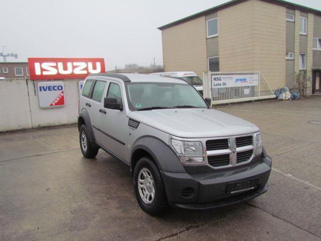 verkauft dodge nitro 2 8 crd 4x4 se au gebraucht 2008 km in bargteheide. Black Bedroom Furniture Sets. Home Design Ideas
