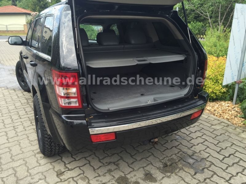 verkauft jeep grand cherokee 3 0 crd a gebraucht 2007 km in trebbin. Black Bedroom Furniture Sets. Home Design Ideas