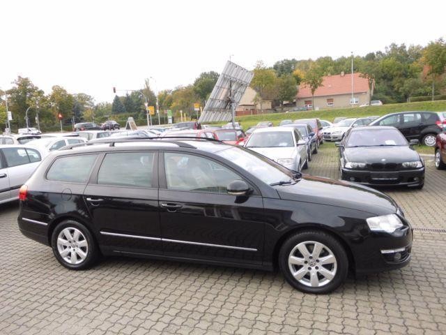 verkauft vw passat variant sportline t gebraucht 2008 km in elsterwerda. Black Bedroom Furniture Sets. Home Design Ideas