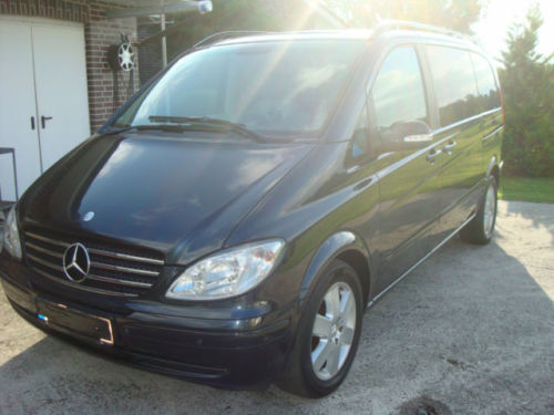 verkauft mercedes viano 2 2 cdi kompak gebraucht 2005 km in friesoythe. Black Bedroom Furniture Sets. Home Design Ideas