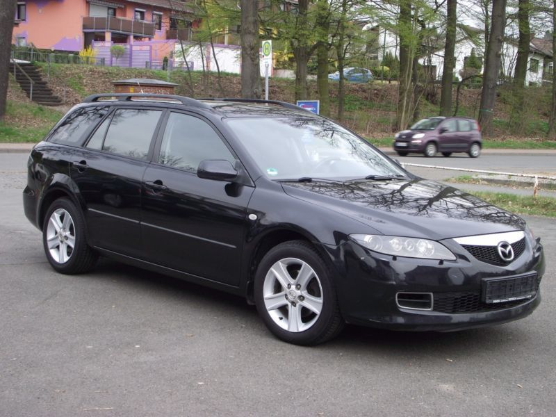 verkauft mazda 6 sport kombi 2 0 cd dp gebraucht 2007 km in osterode. Black Bedroom Furniture Sets. Home Design Ideas
