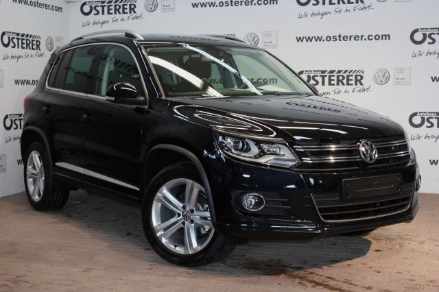 verkauft vw tiguan lounge 2 0 tdi scr gebraucht 2015 150 km in bayern. Black Bedroom Furniture Sets. Home Design Ideas