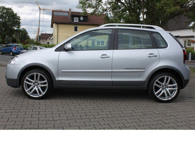verkauft vw polo cross 1 6 crosspolo s gebraucht 2008 km in hamm. Black Bedroom Furniture Sets. Home Design Ideas