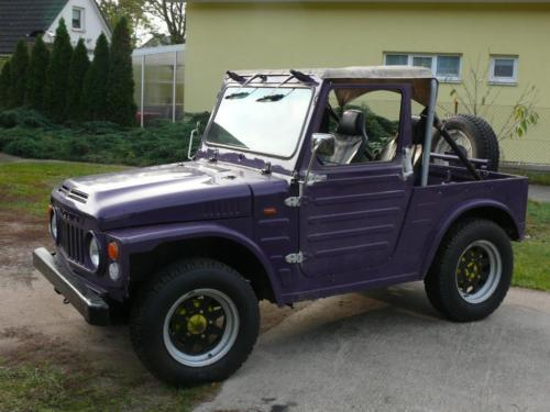 verkauft suzuki lj 80 gel ndewagen jeep gebraucht 1982. Black Bedroom Furniture Sets. Home Design Ideas
