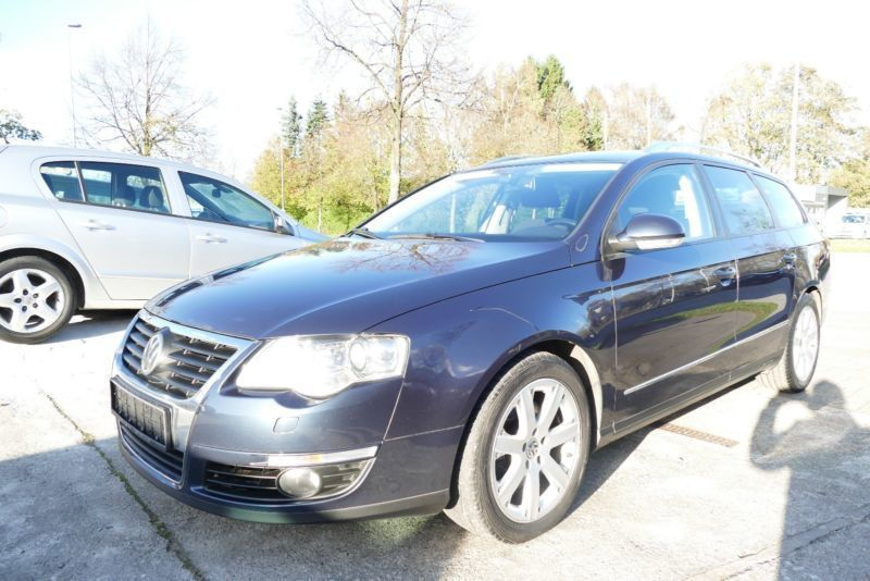 verkauft vw passat variant sportline 2 gebraucht 2007 km in kiel. Black Bedroom Furniture Sets. Home Design Ideas
