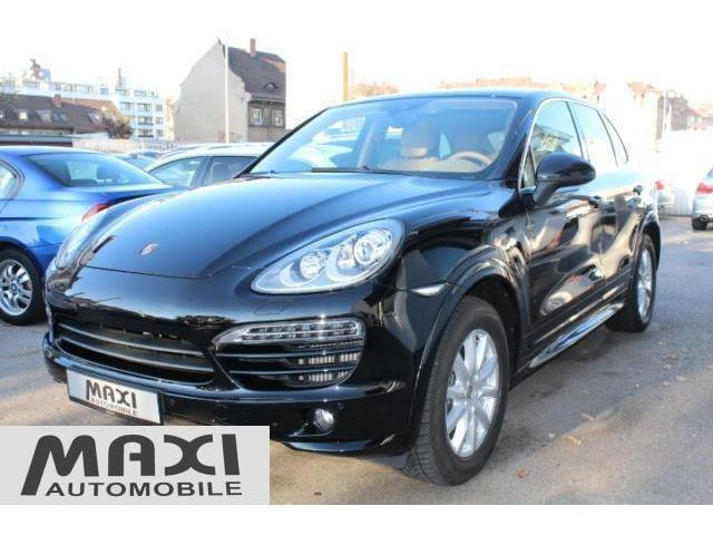verkauft porsche cayenne diesel 3 0 d gebraucht 2013. Black Bedroom Furniture Sets. Home Design Ideas