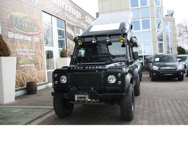 verkauft land rover defender 110 se st gebraucht 2007 km in mainz. Black Bedroom Furniture Sets. Home Design Ideas