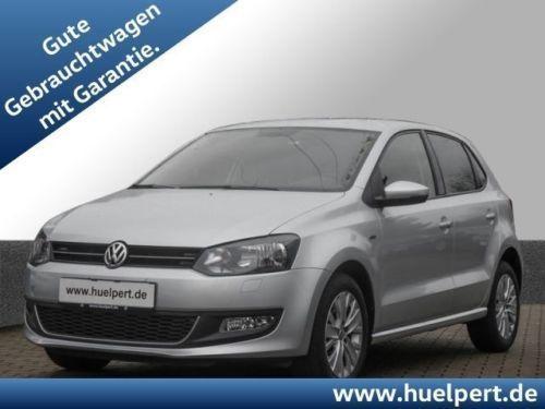 gebraucht VW Polo 1.2 Life Klima, RCD, SHZ (Einparkhilfe)