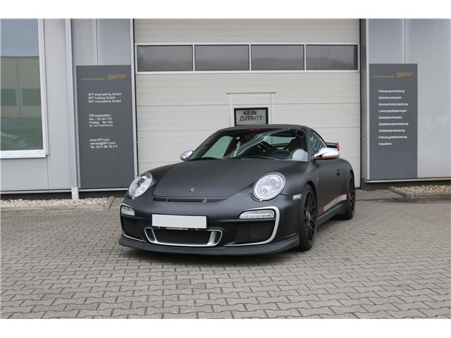 verkauft porsche 911 gt3 500ps gebraucht 2010 km in dortmund. Black Bedroom Furniture Sets. Home Design Ideas