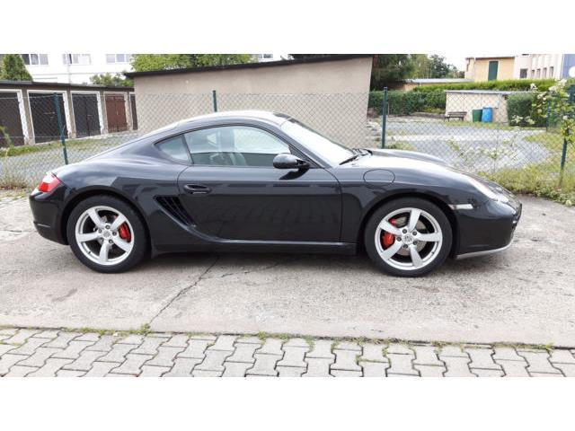 verkauft porsche cayman s gebraucht 2006 km in heidenau. Black Bedroom Furniture Sets. Home Design Ideas