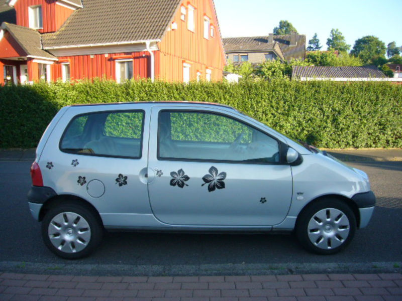 verkauft renault twingo 1 2 authentiqu gebraucht 2003 km in beckingen. Black Bedroom Furniture Sets. Home Design Ideas
