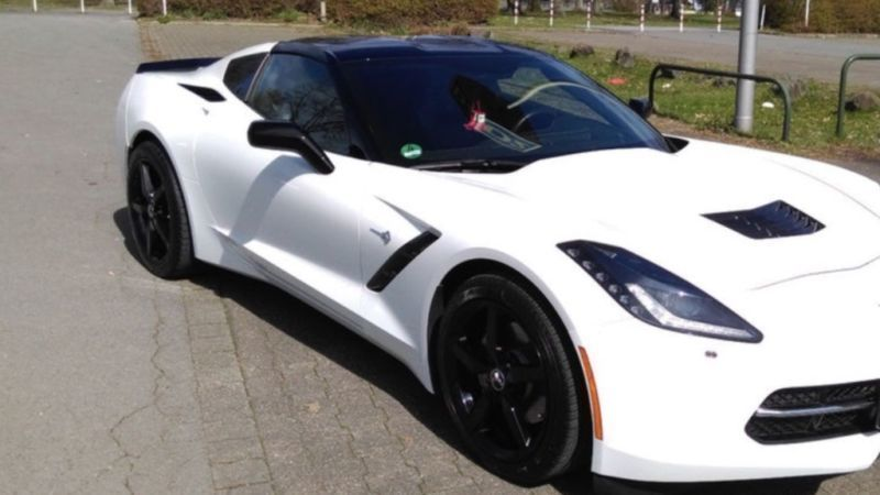 verkauft corvette c7 targa black whi gebraucht 2014 km in osnabr ck. Black Bedroom Furniture Sets. Home Design Ideas