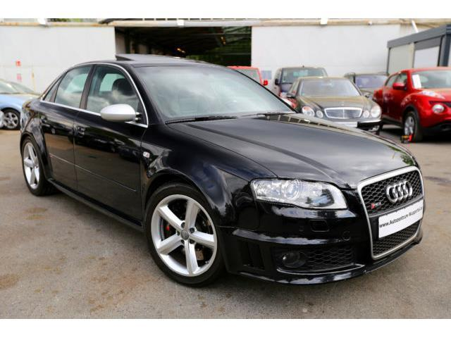 verkauft audi rs4 4 2fsi v8 2 hand gebraucht 2006 km in wuppertal. Black Bedroom Furniture Sets. Home Design Ideas