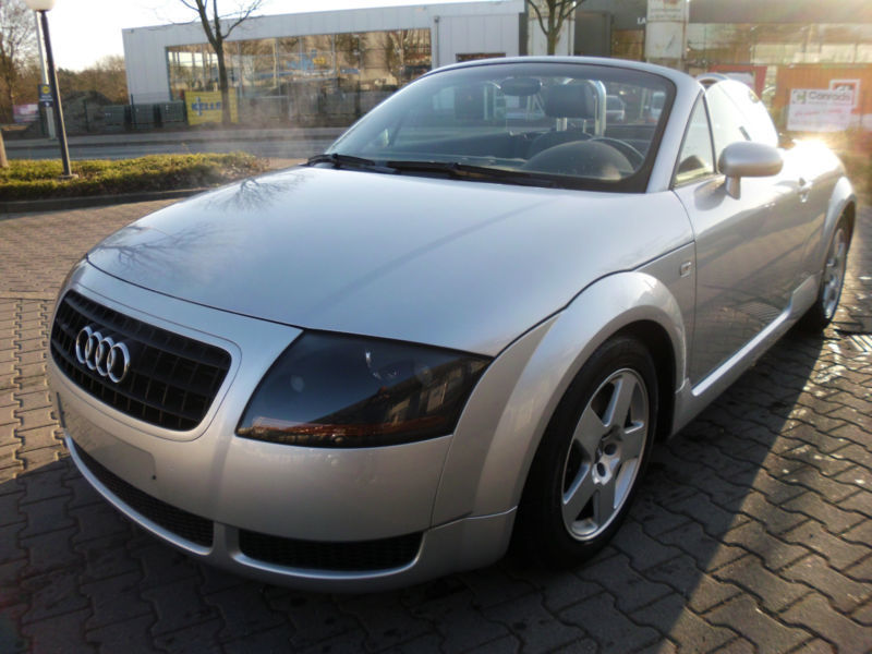 verkauft audi tt roadster 1 8 t cabrio gebraucht 2003. Black Bedroom Furniture Sets. Home Design Ideas