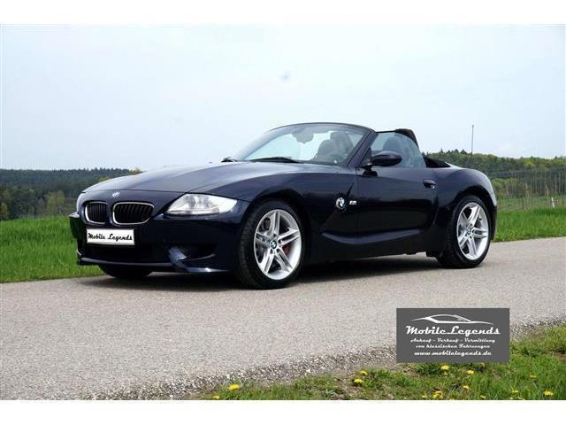 gebraucht z4 m roadster e85 scheckheft top zu roadst bmw z4 m 2006 km in mainburg. Black Bedroom Furniture Sets. Home Design Ideas