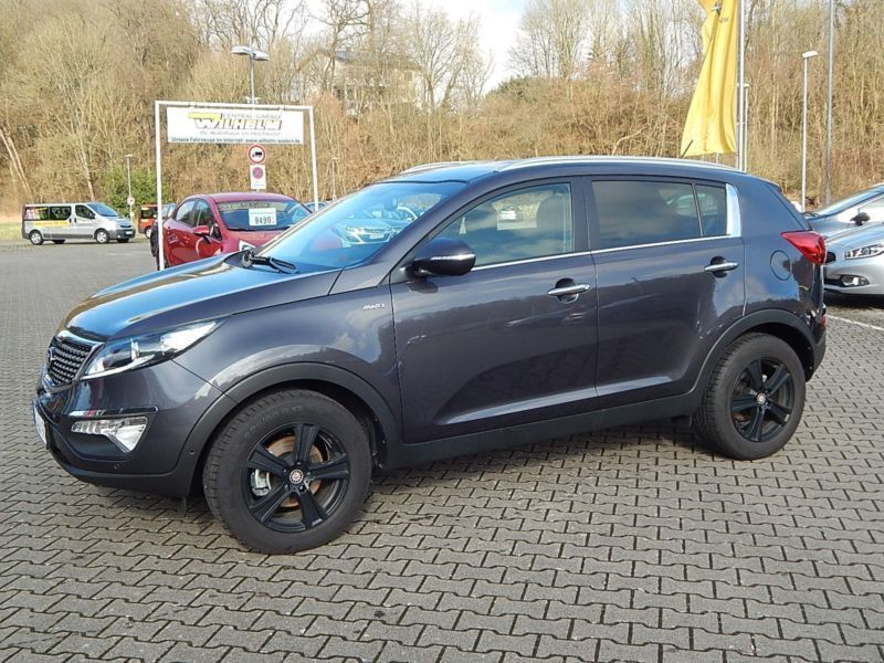 verkauft kia sportage 2 0 crdi awd dre gebraucht 2015 km in wadern. Black Bedroom Furniture Sets. Home Design Ideas