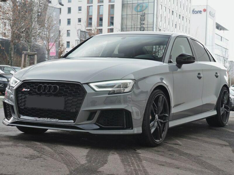 Verkauft Audi RS3 Limousine Nardograu, gebraucht 2018, 15 ...