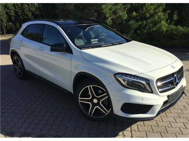 verkauft mercedes gla220 cdi 4m pano gebraucht 2015 km in spelle. Black Bedroom Furniture Sets. Home Design Ideas