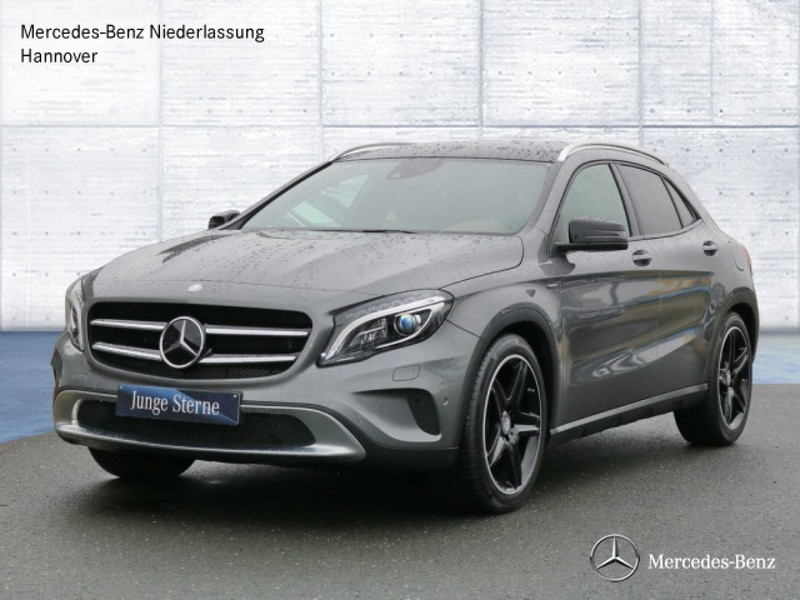 verkauft mercedes gla250 4matic sport gebraucht 2015 km in hannover langen. Black Bedroom Furniture Sets. Home Design Ideas