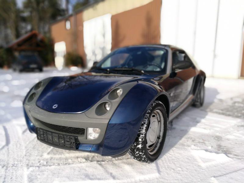 roadster gebrauchte smart roadster kaufen 221 g nstige autos zum verkauf. Black Bedroom Furniture Sets. Home Design Ideas