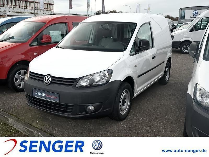 gebraucht VW Caddy TransporterKasten 2.0 EcoFuel CNG Klima A