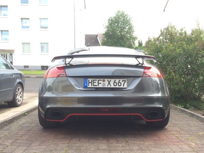 verkauft audi tt rs coupe s tronic gebraucht 2012 km in bebra. Black Bedroom Furniture Sets. Home Design Ideas