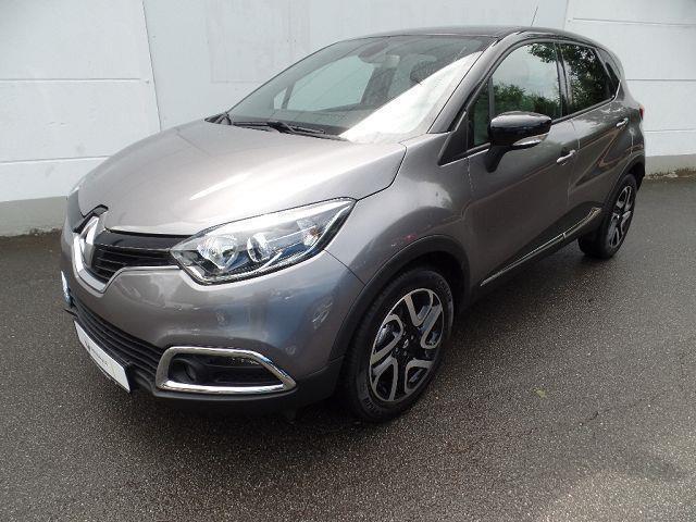 gebraucht Renault Captur 1.5 dCi 90 eco² Luxe Navi