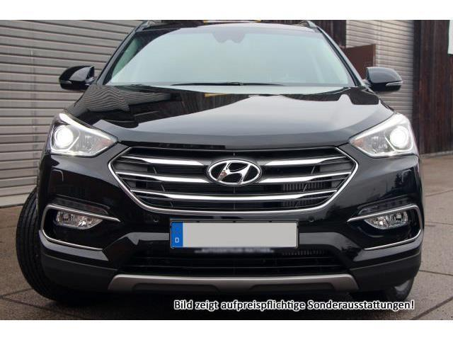 verkauft hyundai santa fe executive fa gebraucht 2017 1 km in warnem nde. Black Bedroom Furniture Sets. Home Design Ideas