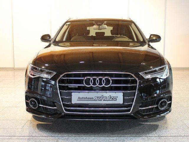Verkauft Audi A6 Avant S Line Matrix A Gebraucht 2017 23 000 Km