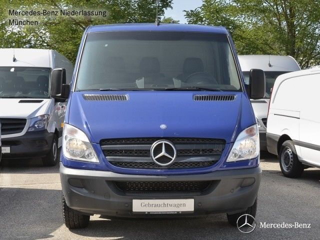 verkauft mercedes sprinter 313 cdi kas gebraucht 2013 km in m nchen. Black Bedroom Furniture Sets. Home Design Ideas