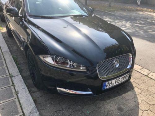 ▷ spare € 2.400: jaguar xf 2.2 diesel 190 ps (2012)   wendelstein