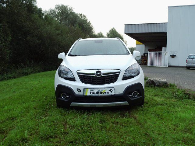 verkauft opel mokka 1 4 automatik nav gebraucht 2014 30 km in nordrhein westfalen. Black Bedroom Furniture Sets. Home Design Ideas