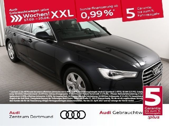 gebraucht Audi A6 A6 3.0TDi qu. S-Tronic/SD/TV/StandHzg (Navi)