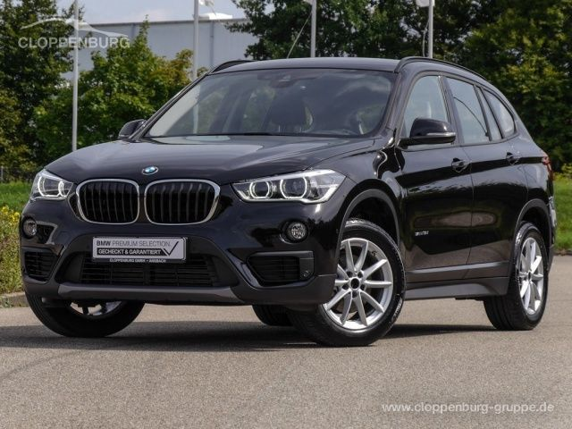 verkauft bmw x1 sdrive 18d automatik n gebraucht 2017. Black Bedroom Furniture Sets. Home Design Ideas