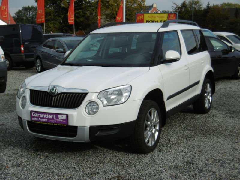 verkauft skoda yeti 2 0 tdi 4x4 ambiti gebraucht 2011. Black Bedroom Furniture Sets. Home Design Ideas