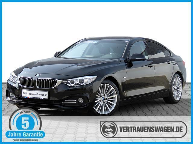 gebraucht BMW 428 Gran Coupé Luxury Line SHZ KAMERA XENON NAVI