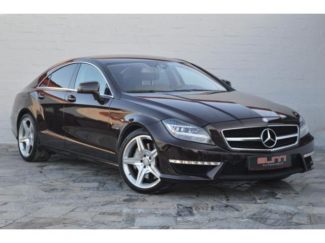 verkauft mercedes cls63 amg amg bronze gebraucht 2011. Black Bedroom Furniture Sets. Home Design Ideas