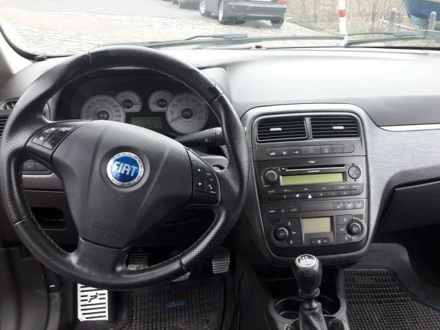 verkauft fiat grande punto 1 4 16v spo gebraucht 2007 km in pinneberg. Black Bedroom Furniture Sets. Home Design Ideas