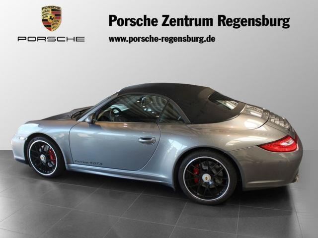verkauft porsche 911 carrera gts 4 cab gebraucht 2011. Black Bedroom Furniture Sets. Home Design Ideas