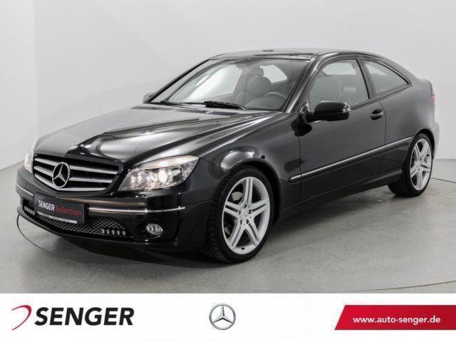 gebraucht Mercedes CLC180 KOMPRESSOR Sportcoupé