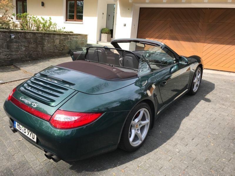 verkauft porsche 911 carrera 4s cabrio gebraucht 2009 km in kronberg. Black Bedroom Furniture Sets. Home Design Ideas