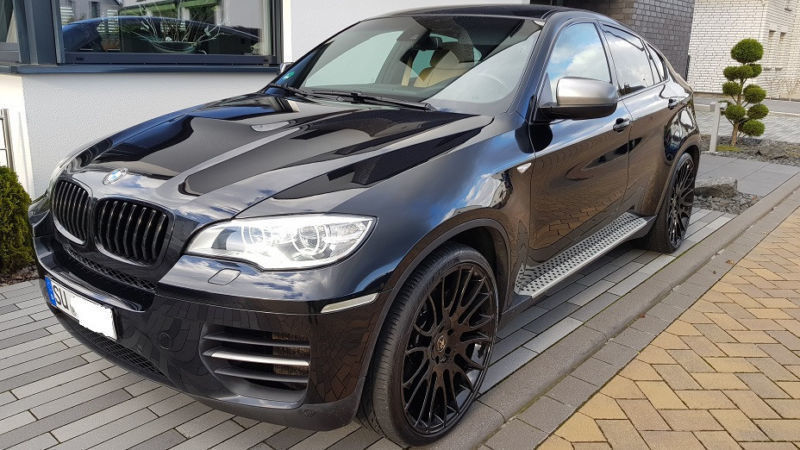 verkauft bmw x6 m50 23 zoll mega opti gebraucht 2013 km in troisdorf. Black Bedroom Furniture Sets. Home Design Ideas