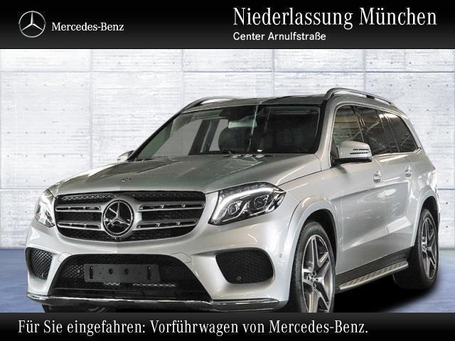 Verkauft Mercedes Gl350 4m Bt Amg Fahr Gebraucht 2017 8 500 Km In